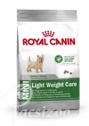 Royal Canin Mini Light Weight Care 2x8kg