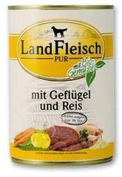 LandFleisch Poultry & Rice 400g