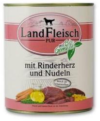 LandFleisch Beef Hearts & Pasta 800g