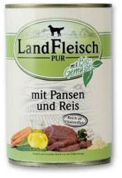 LandFleisch Tripe & Rice 400g