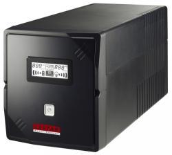 Lestar V-1000s AVR LCD 2xIEC+2xSCH