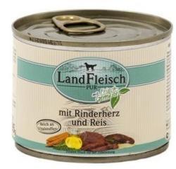 LandFleisch Beef Hearts & Rice 195g