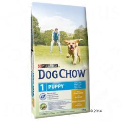 Dog Chow Puppy Chicken 2x14kg