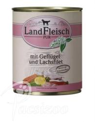 LandFleisch Poultry & Salmon 400g