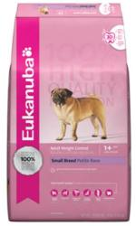 Eukanuba Adult Weight Control Small & Medium Breed 1kg