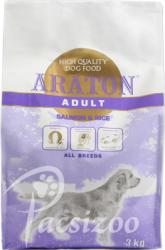 ARATON Adult Salmon & Rice 2x15kg