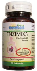 Nutrilab Enzimix5 kapszula - 90 db