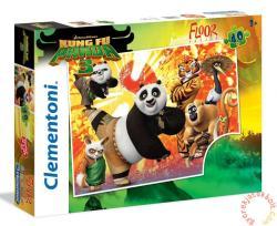 Clementoni Floor Puzzle - Kung Fu Panda 3 40 db-os padló puzzle (25448)