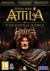 SEGA Total War Attila Tyrants & Kings (PC)