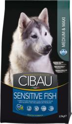 CIBAU Medium & Maxi Sensitive Fish 2,5kg