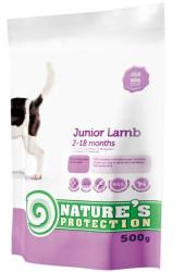 Nature's Protection Junior Lamb 500g
