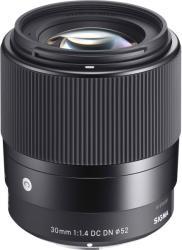 SIGMA 30mm F/1.4 C DC DN (Canon)