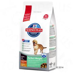 Hill's SP Adult Perfect Weight Large Breed 2x12kg