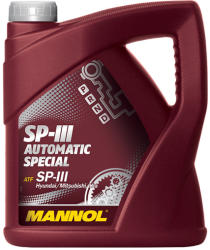 MANNOL SP-III Automatic Special (4L)