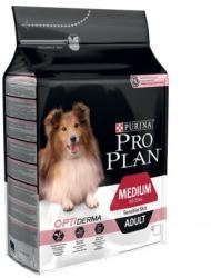 PRO PLAN OptiDerma Medium Adult Sensitive Skin 2x14kg