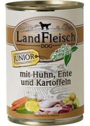 LandFleisch Junior Chicken, Turkey & Potato 400g