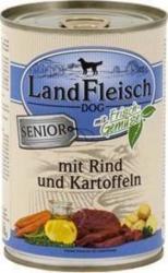 LandFleisch Senior Beef & Potato 400g