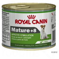 Royal Canin Mature +8 48x195g