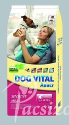 DOG VITAL Adult Sensitive Mini 2x9kg