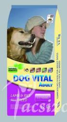 DOG VITAL Adult Lamb & Rice All Breed 2x12kg