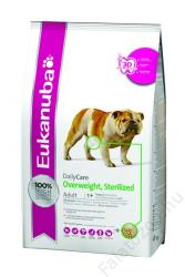 Eukanuba Daily Care Overweigt/Sterilised 2,5kg