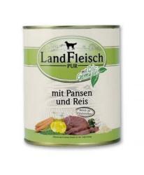 LandFleisch Tripe & Rice 800g