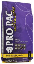 PRO PAC Ultimates - Puppy Chicken & Brown Rice 2,5kg