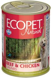 Farmina ECOPET Natural - Beef & Chicken Chunks 405g