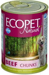 Farmina ECOPET Natural - Beef Chunks 405g