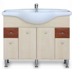 Vertex Julia 105 alsószekrény mosdóval