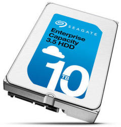 Seagate Enterprise Capacity 3.5 10TB 7200rpm 256MB SATA3 ST10000NM0016