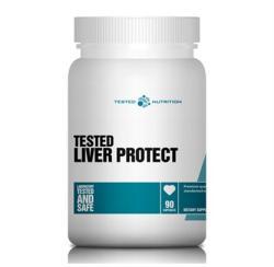 Tested Nutrition Tested Liver Protect méregtelenítő kapszula - 90 db