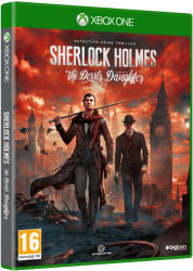 Bigben Interactive Sherlock Holmes The Devil's Daughter (Xbox One)