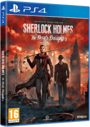 Bigben Interactive Sherlock Holmes The Devil's Daughter (PS4)