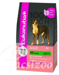 Eukanuba Adult Salmon & Rice 2x12kg