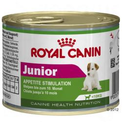 Royal Canin Mini Junior 48x195g