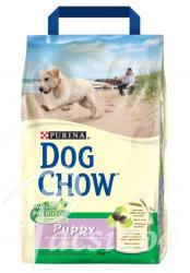 Dog Chow Puppy Lamb 2x14kg