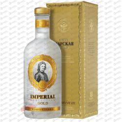 Russian Carskaja Russian Imperial Gold Vodka DD (0.7L)