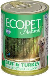 Farmina ECOPET Natural - Beef, Turkey & Vegetable Chunks 1,25kg