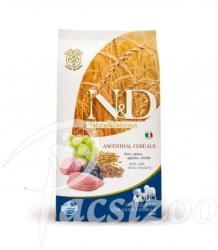 Farmina N&D Low Grain Lamb & Blueberries 2,5kg