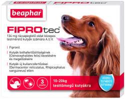 Beaphar Fiprotec Spot On M 10-20kg 134mg (3db)
