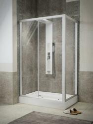 Sanimix 120x80x200 cm szögletes (22.8706/SZT)