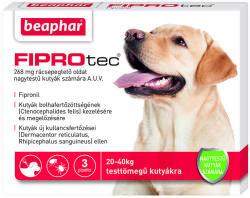 Beaphar Fiprotec Spot On L 20-40kg 268mg (3db)
