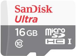 SanDisk microSDHC Ultra 16GB Class 10 UHS-I SDSQUNB-016G-GN3MN