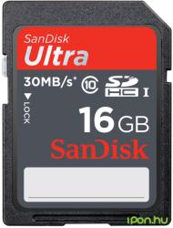 SanDisk SDHC 16GB Class 10 SDSDUNB-016G-GN3IN