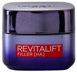 L'Oréal Revitalift Filler éjszakai krém öregedés ellen 50ml