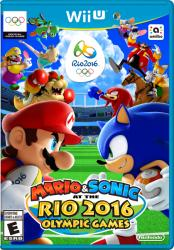 Nintendo Mario & Sonic at the Rio 2016 Olympic Games (Wii U)