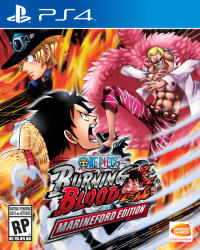 Namco Bandai One Piece Burning Blood (PS4)