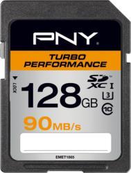 PNY SDXC 128GB Turbo Performance SD128TURPER90-EF