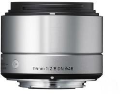 SIGMA 19mm F/2.8 A EX DN (Olympus)